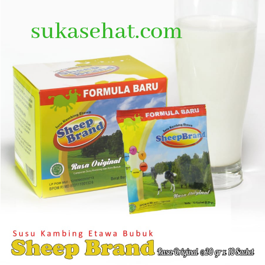 Susu Kambing Etawa Sheepbrand