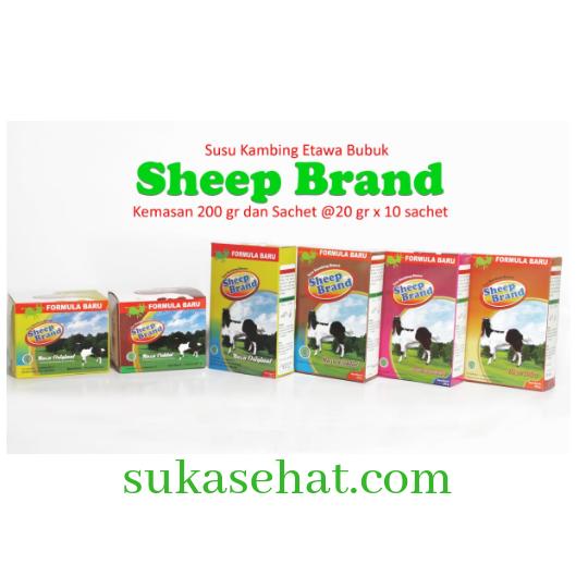 harga susu kambing sheepbrand