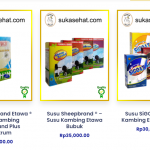 Harga Susu Kambing Etawa Terbaik di Kota Medan