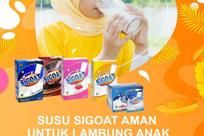 Susu Kambing Etawa Lebih Aman Untuk Lambung Anak