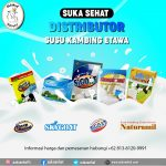 Distributor Susu Kambing Etawa di Indonesia