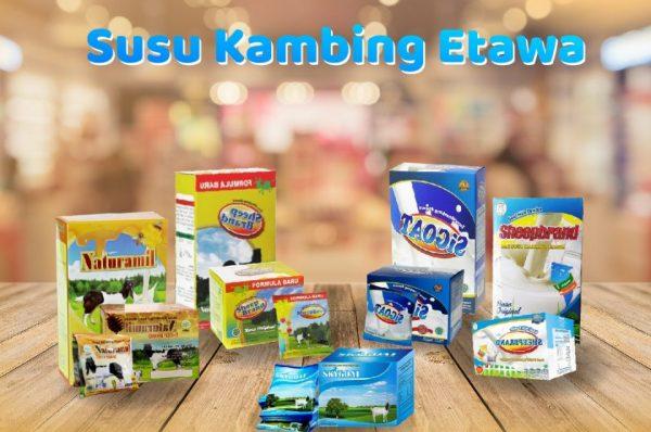 distributor susu kambing medan